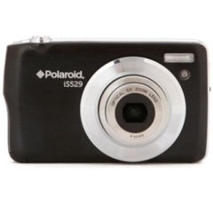 Polaroid 16MP Ultra Slim Digital Camera with 5x Optical Zoom (Black)  iS529