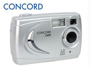 CONCORD® 1.3MP DIGITAL CAMERA